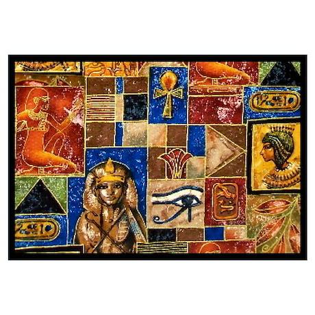 Egyptian Art Wall Art