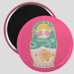 Babushka Doll Magnet