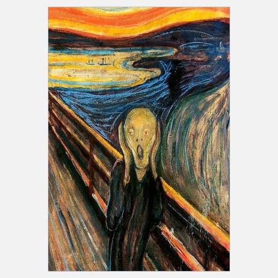 The Scream Wall Art