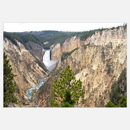 Yellowstone Canyon Wall Art