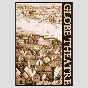 The Globe Theatre Wall Art