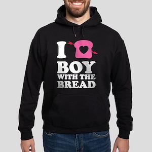 HG Boy with the bread Hoodie (dark)