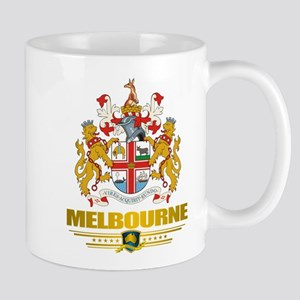 """Melbourne COA"" Mug"