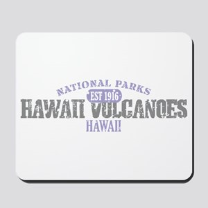 Hawaii Volcanoes Nat Park Mousepad