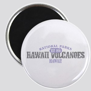 Hawaii Volcanoes Nat Park Magnet