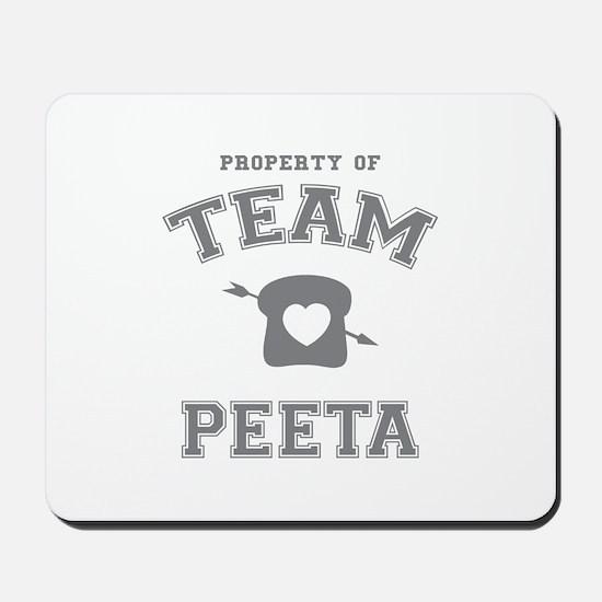 HG Team Peeta Mousepad
