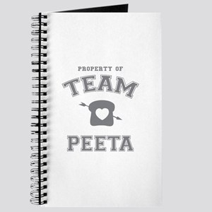 HG Team Peeta Journal