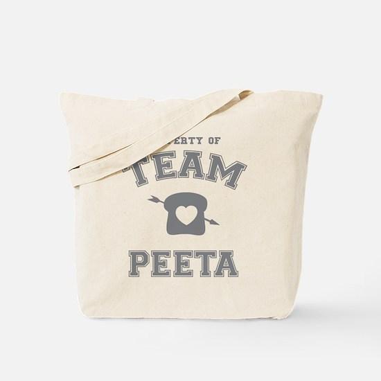 HG Team Peeta Tote Bag