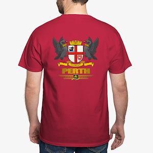 """Perth COA"" Dark T-Shirt"