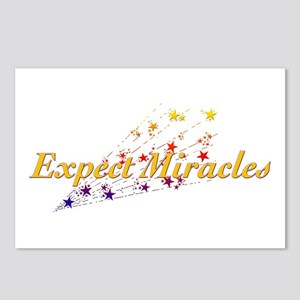 Expect Miracles Postcards (Package of 8)