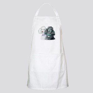 Two Poodles Apron