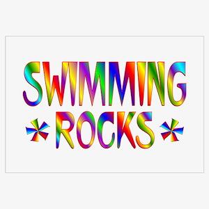 Swimming Wall Art