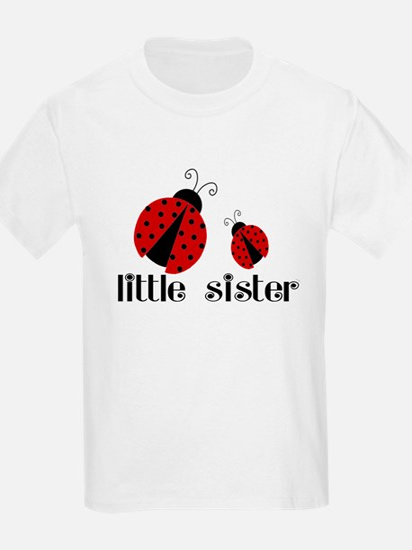 Little Sister Ladybug T-Shirt