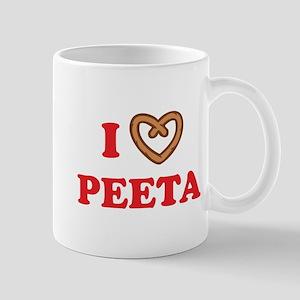 HG I love Peeta Mug
