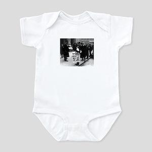 Titanic Newsboy Infant Bodysuit