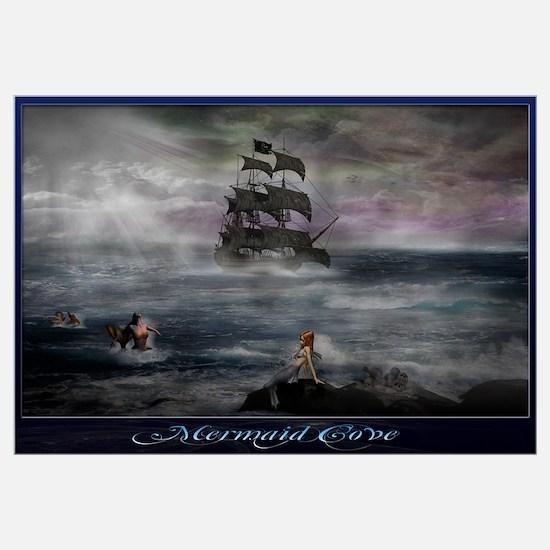 Mermaid Cove Wall Art