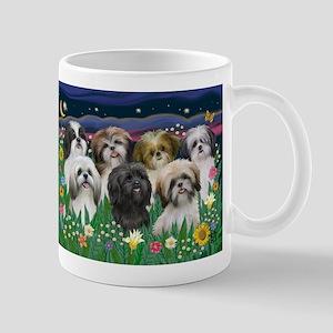 7 Shih Tzu Cuties Mug