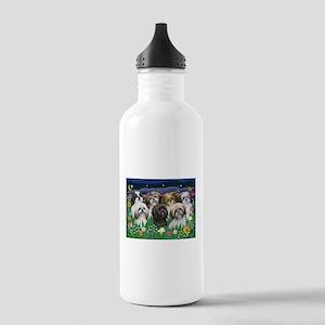 7 Shih Tzu Cuties Stainless Water Bottle 1.0L