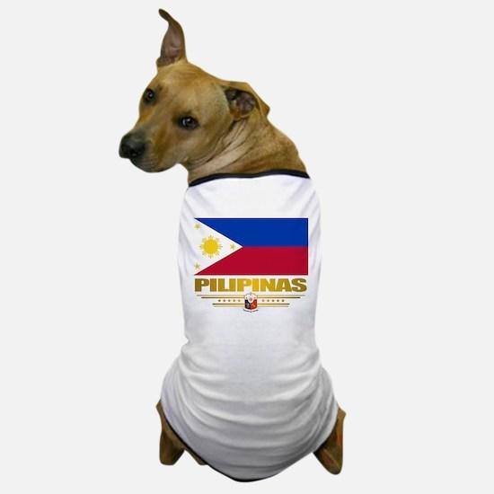 """Pilipinas"" Dog T-Shirt"