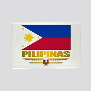 """Pilipinas"" Rectangle Magnet"