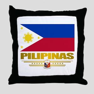 """""""Pilipinas"""" Throw Pillow"""