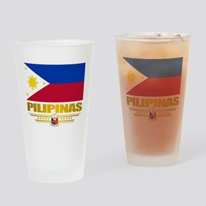 """Pilipinas"" Drinking Glass"