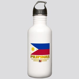 """""""Pilipinas"""" Stainless Water Bottle 1.0L"""
