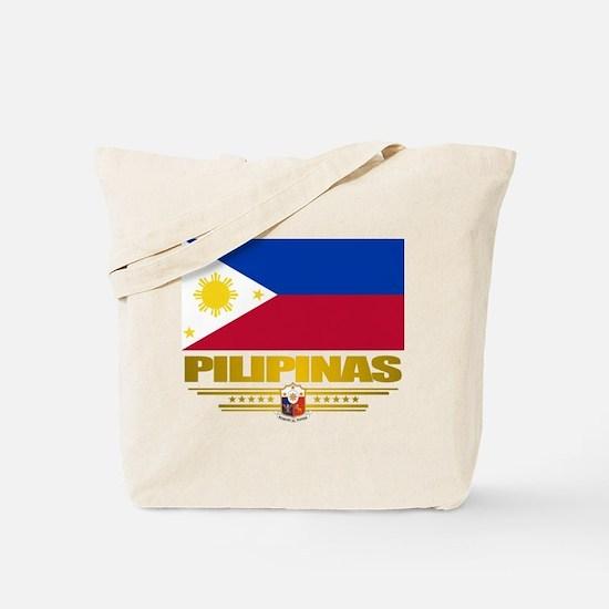 """""""Pilipinas"""" Tote Bag"""