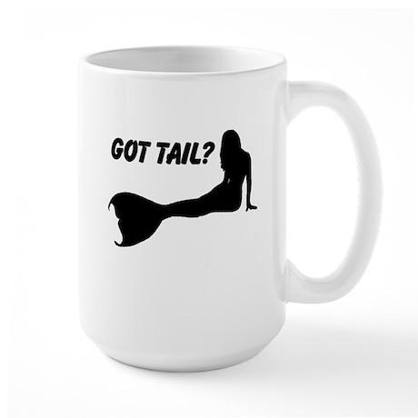 Got Tail? Large Mug