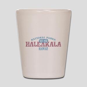 Haleakala National Park HI Shot Glass