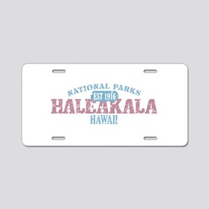 Haleakala National Park HI Aluminum License Plate