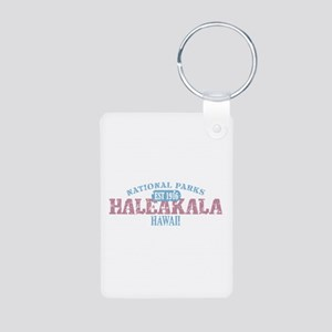 Haleakala National Park HI Aluminum Photo Keychain