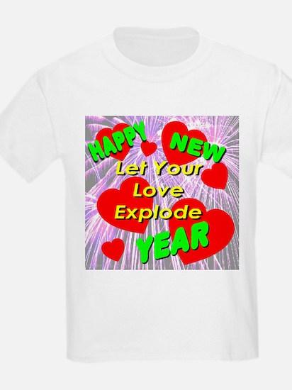 Happy July 4th 2006! Kids T-Shirt