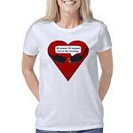 pin_connectors_black Women's Classic T-Shirt