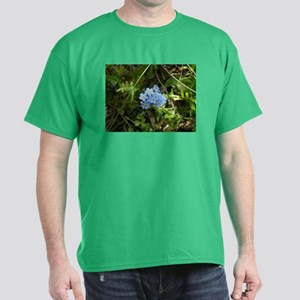 Forget-Me-Not #01 Dark T-Shirt