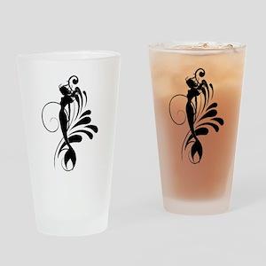 Spash! Drinking Glass