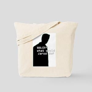 WWJD? sil Tote Bag