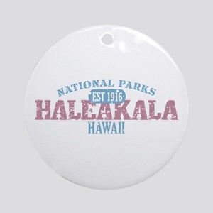 Haleakala National Park HI Ornament (Round)