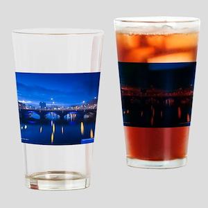 Belfast, Ireland Drinking Glass