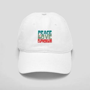 Peace Love Euphonium Cap