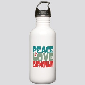 Peace Love Euphonium Stainless Water Bottle 1.0L