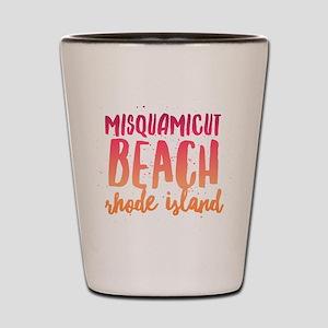 Misquamicut Beach Shot Glass