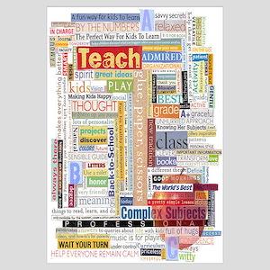 Teacher Wall Art