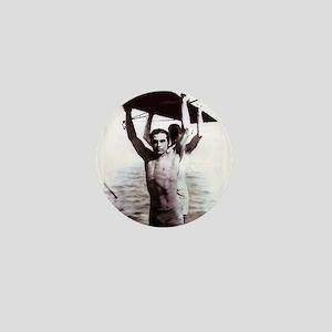 Rudolph Valentino Swimsuit Pi Mini Button