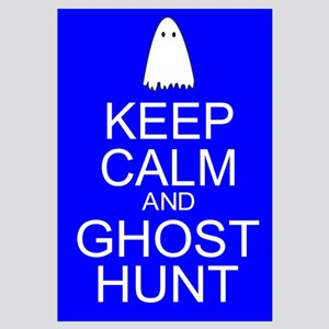 Keep Calm Ghost Hunt (Parody) Wall Art