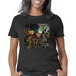 gnomes-final-10x10 Women's Classic T-Shirt