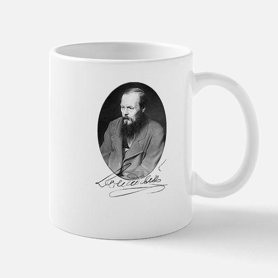 Dostoevsky Stuff Mug