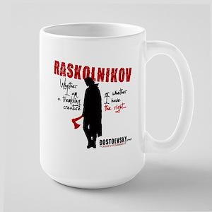 Dostoevsky Stuff Large Mug