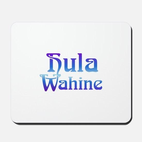 Hula Wahine (A) Mousepad