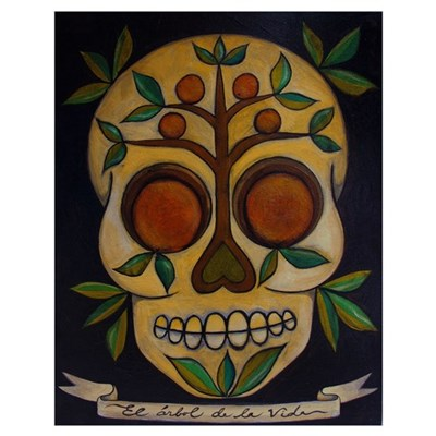 Tree of Life Eden Folwell Wall Art Poster